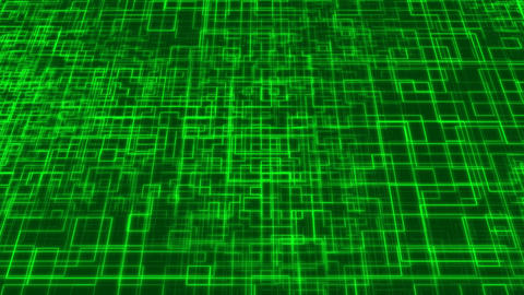 Laser Wire Green Stock Video Footage