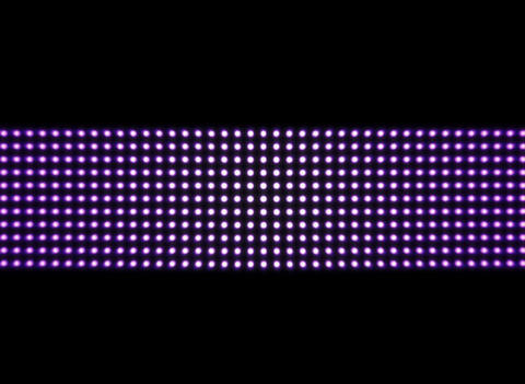 Flashing Led Animation
