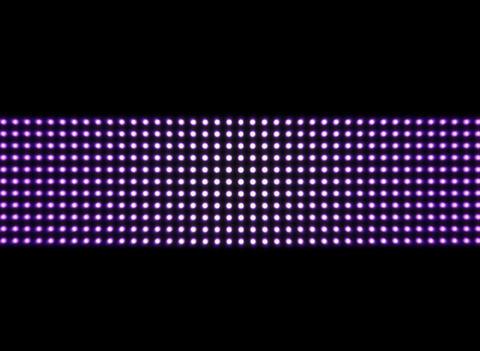 Flashing Led Animation