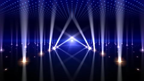 Floor Lighting AfD1 Stock Video Footage