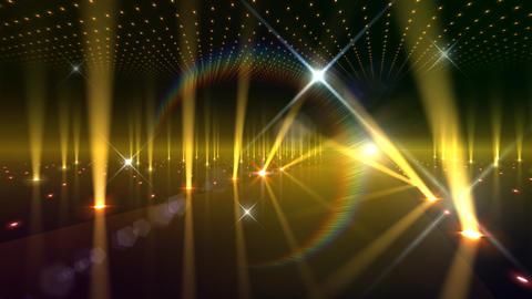 Floor Lighting AnF1 Stock Video Footage