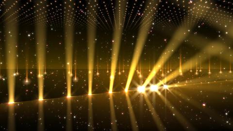 Floor Lighting AsB2 Stock Video Footage