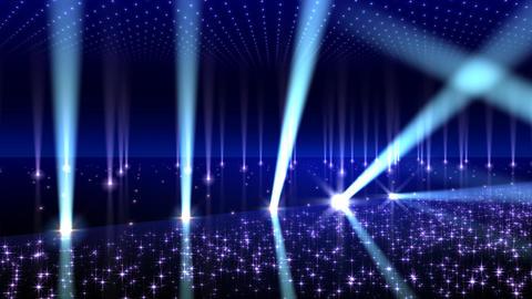 Floor Lighting AsK1 Stock Video Footage