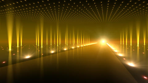 Floor Lighting BnO1 HD Stock Video Footage