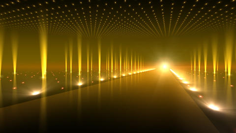 Floor Lighting BnO1 HD Animation