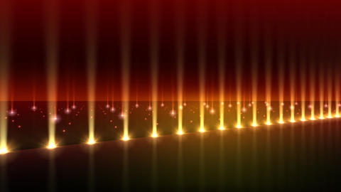 Floor Lighting BsB2 HD Stock Video Footage