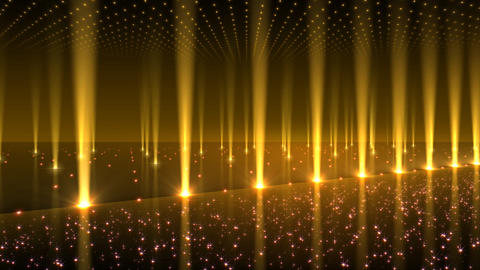 Floor Lighting BsK1 Stock Video Footage