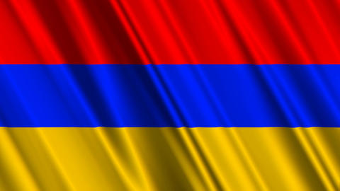 ArmeniaFlagLoop01 Animation