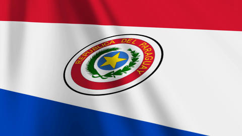 ParaguayFlagLoop03 Animation