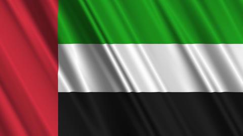 UnitedArabEmiratesFlagLoop01 Animation