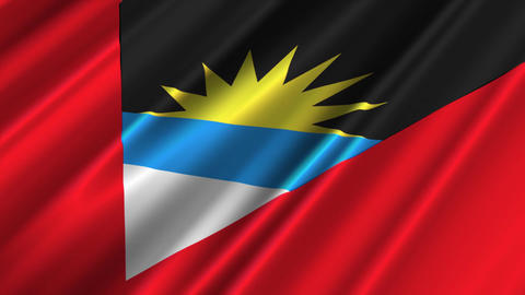 AntiguaandBarbuda02 Stock Video Footage