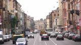 Street Petersburg stock footage