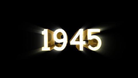 Year 1945 a HD Animation