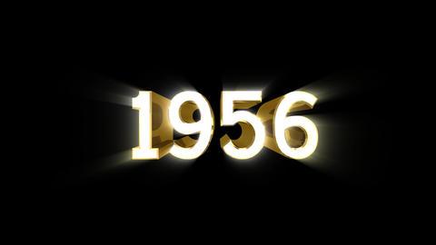 Year 1956 a HD Animation
