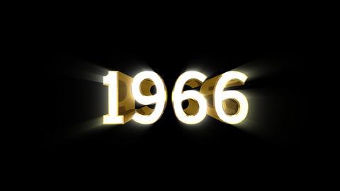 Year 1966 a HD Animation