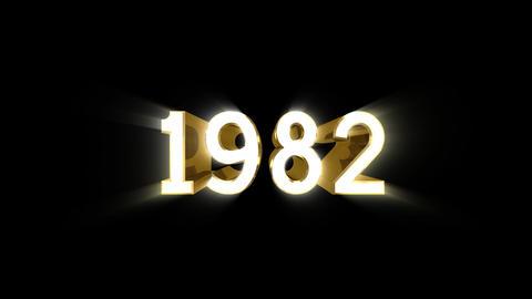 Year 1982 a HD Animation