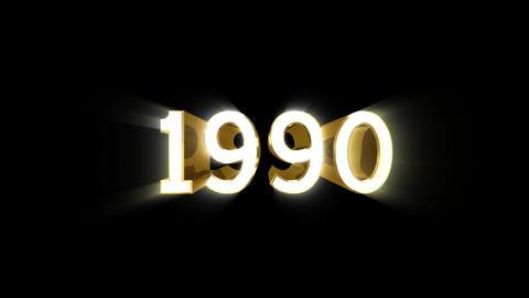 Year 1990 a HD CG動画