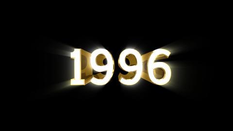 Year 1996 a HD CG動画