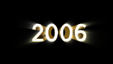 Year 2006 a HD CG動画