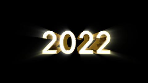 Year 2022 a HD CG動画