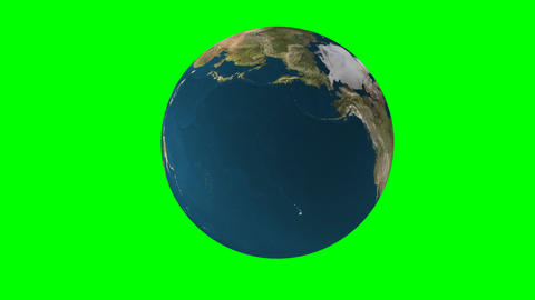 Animation presenting the concept of global communi Stock Video Footage