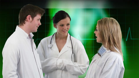 Medical Footage stock footage