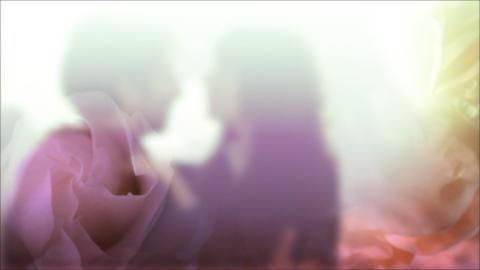 Romance Background Footage