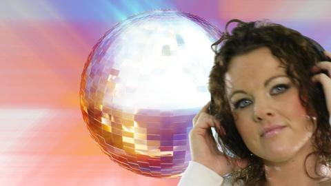 Disco Dancing Footage