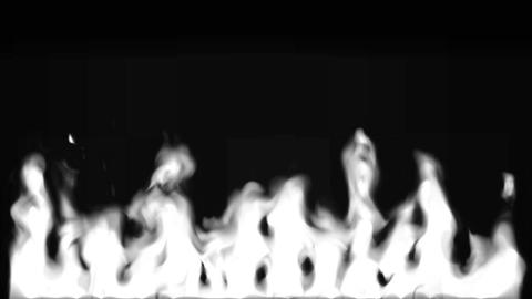 3 Fire animation 4 Stock Video Footage