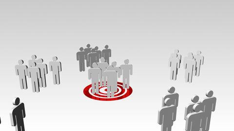 Business Teamwork Concept Live Action