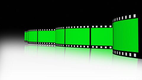 Film Strip Footage