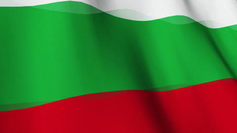 Bulgarian Flag Animation