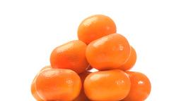 Pyramid of oranges 6 Footage