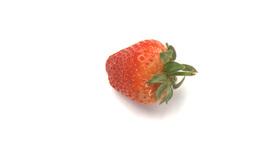 one strawberry Footage