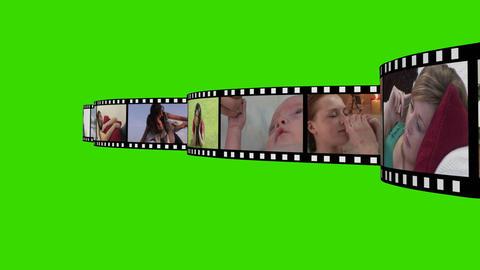 Montage of Lifestyle Footage Footage