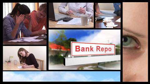 Economic Recession concept animation Animation
