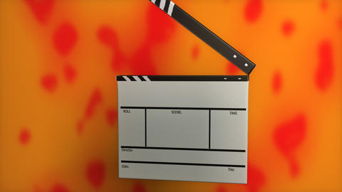 Clapper Board Footage