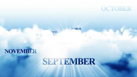 Calendar Animation 3 Animation
