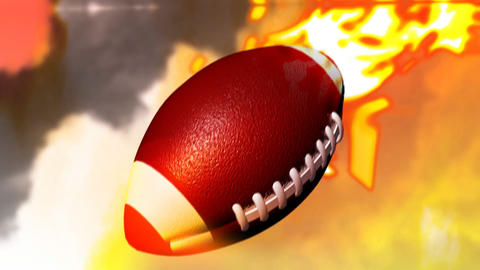 3d American Football Animation