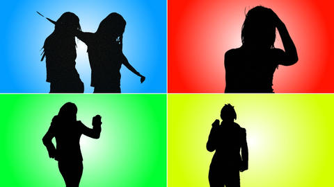 Teenager Dancing animation Animation