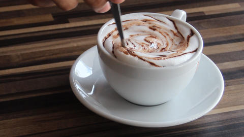 cappuccino Footage