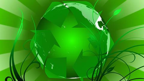 Renewable energy Concept Animation