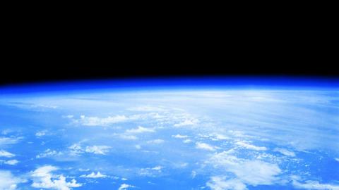 World globe atmosphere Animation