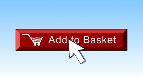 Shopping online animation. Concept of internet Animation