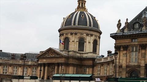 1514 Paris France Building Stock Video Footage