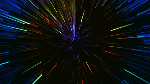 [alt video] Hyperspace Motion Background