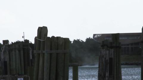 1618 World Wind, Water Devil Over Water, Water Spo stock footage