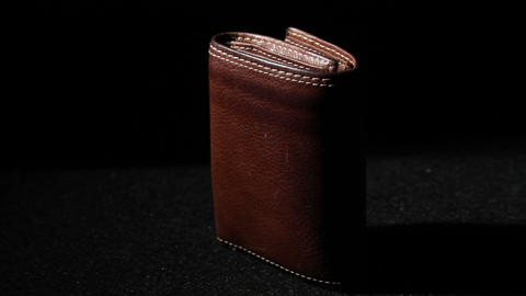 1370 Leather Wallet Footage