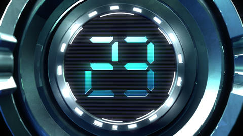 Countdown On Steel Ball Animation