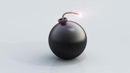 Bomb animation Animation